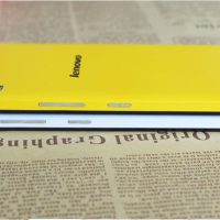 Lenovo K3 Note back